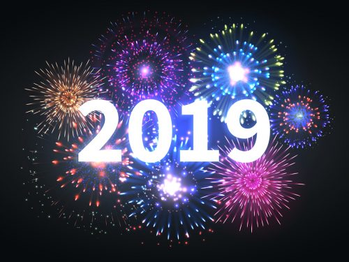 2019 New-Years-Fireworks